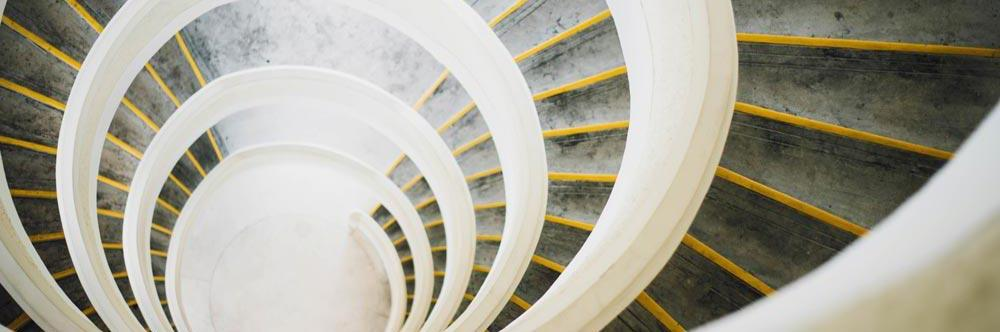 Accent Image - Spiral Staircase